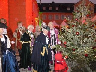 Weihnachtsmarkt Schwetzingen 2016